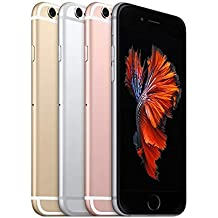 Apple iPhone 6s 64Go Smartphone Débloqué - Or Rose (Reconditionné)