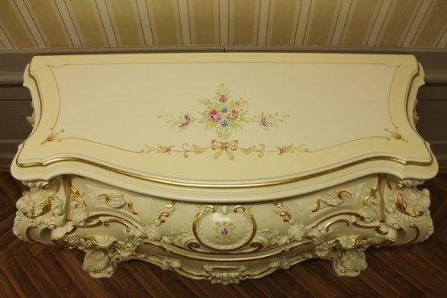 Credenza Per Camera Da Letto : Louisxv barocco cassettiera credenza per camera da letto antico