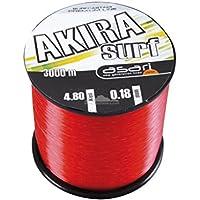 Asari Akira Surf 3000, color transparente, talla 0.180 mm