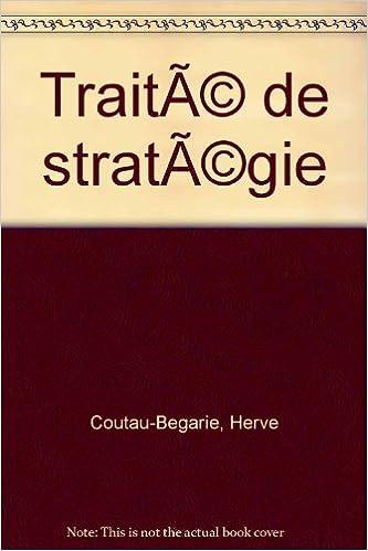 En ligne Traité de stratégie pdf ebook