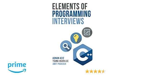 Of 300 pdf solutions questions programming interviews elements and