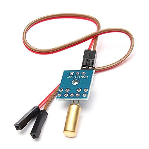 ROUHO 10Pcs Tilt-Winkel-Sensor-Modul Für Arduino Stm32 Avr Raspberry Pi Digitale Tilt Motion Sensor