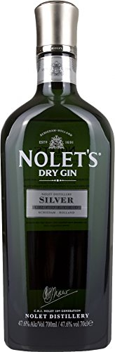 Nolet 's Dry Gin Silver (1x 0,7l)