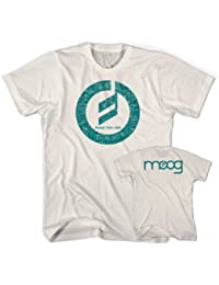 Moog Music t-shirt Natural