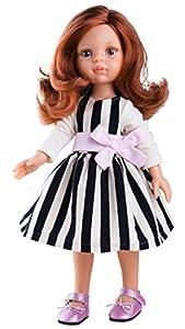 Paola Reina Paola reina74445Vestido con Zapatos para 32cm Amigos muñeca Cristi