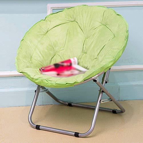 FuweiEncore Einfach und kreativ Moon Chair, Liegestuhl, Sonnenliege, Radar Chair, Rückenlehnenstuhl...