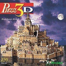 hogwarts 3d puzzle instructions