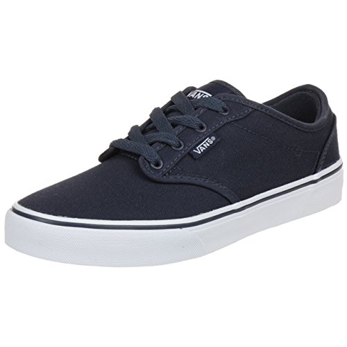Vans Atwood Unisex-Kinder Sneakers Dunkelblau