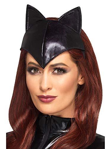 Catwoman Zubehör - shoperama Catwoman Haarreifen mit Ohren und