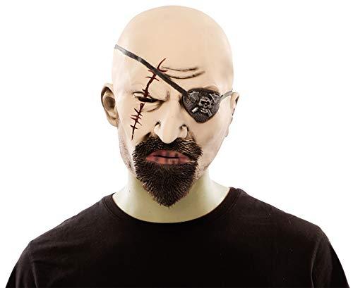 Enter-Deal-Berlin Vollmaske Pirat
