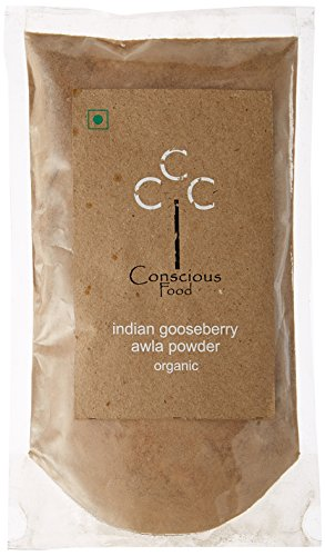 Conscious Food Organic Awla Powder, 200g  available at amazon for Rs.134