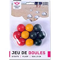Target Ball Set with 10 ColourfulTarget Balls