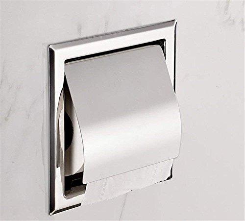 Ailin1 cucina bagno wc acciaio inox aspirapolvere scatola da incasso (colore: -, dimensioni: -) scatola portasapone drenante per bagno (colore : -, dimensione : -)