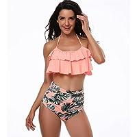 Explosive modèles Europe et les États-Unis bikini sexy taille haute split maillot de bain CUIYAN