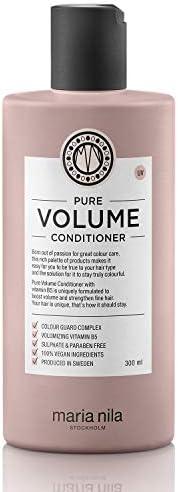 Maria Nila - Pure Volume Conditioner 300ml | feuchtigkeitsspendender Conditioner für mehr Volumen