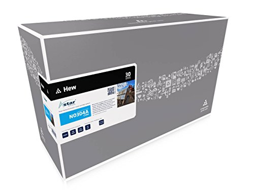 Preisvergleich Produktbild Astar AS14531 Toner kompatibel zu HP NO304A CC531A, 2800 Seiten, cyan