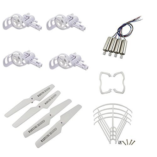 Fytoo Accessories Hélices Completo Syma X5C X5 Explorers