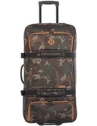 Animal Wilder 100L Luggage One Size Black