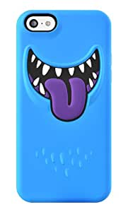 Switcheasy Monster Coque en silicone pour iPhone Mini Bleu