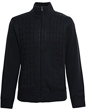 Affordable Fashion - Chaqueta de punto modelo Bedros para hombre