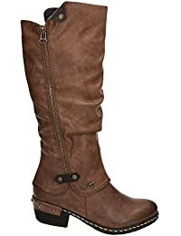 d65c0f3d7f Amazon.co.uk: Rieker - Boots / Women's Shoes: Shoes & Bags