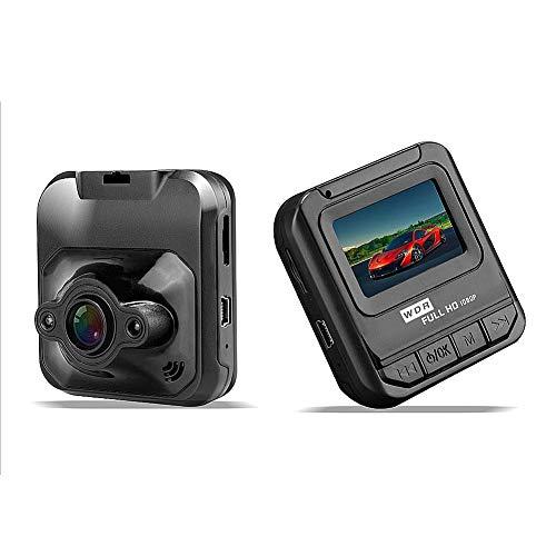 ATpart Dashcam Auto Kamera Mini Fahrtenschreiber Auto Kamera Auto DVR Kamera Dash Kamera Recorder