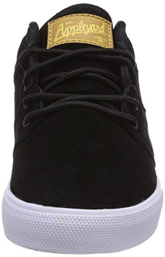 Globe - Mahalo Mid, scarpe da ginnastica a collo alto  da uomo Nero(Schwarz (black/snake 10185))