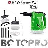 BOTOPRO - H2O Steam FX Pro, vaporeta de Mano Profesional Que Limpia, Quita los