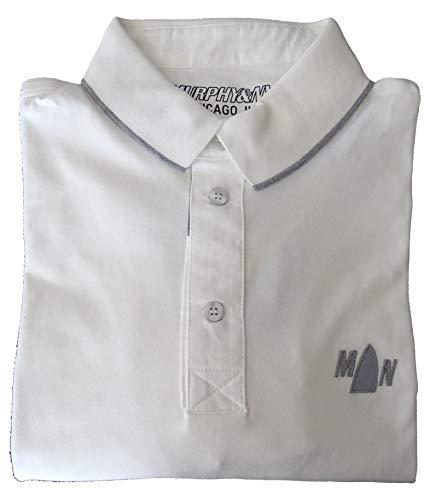 san francisco 6f56a 05928 MURPHY AND NYE Polo T-Shirt Maglia Hunter Sweat Su
