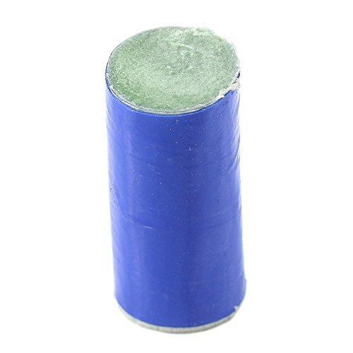 SODIAL(R) 2 Stueck Glasfaser Rostentferner Stock Metall Rostpfanne Reinigungsbuerste