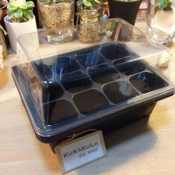 Man Friday 12 -Loch Kunststoff Seeding Box Plant Growing Box
