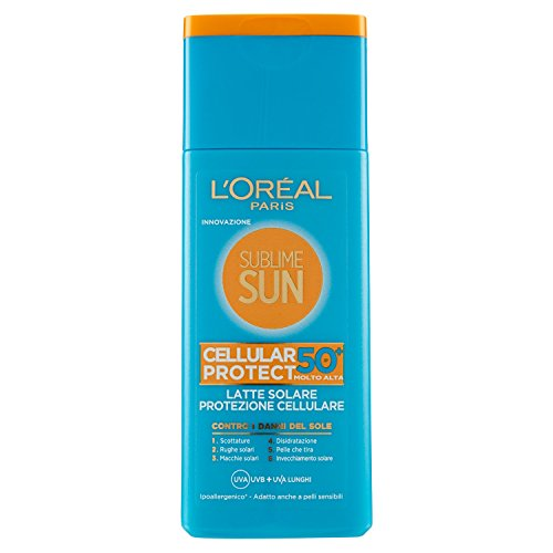 Sublime Sun Cellular Protect Sonnenmilch Sehr Hoch Lsf 50+ 200 ml