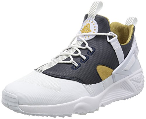 Nike Herren 806979-100 Basketball Turnschuhe Weiß