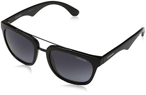 Carrera Gradient Square Unisex Sunglasses - (CARRERA 6002 807 53HD|53|Black Color)