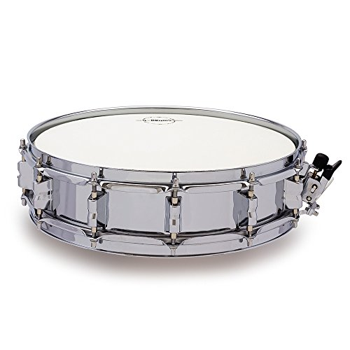 "s-drums Piccolo Metall Snare 14""x 3,5\"""