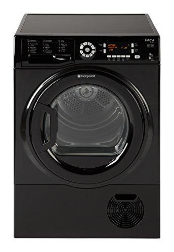 Hotpoint Ultima SUTCD97B6KM 9kg Condenser Dryer - Black