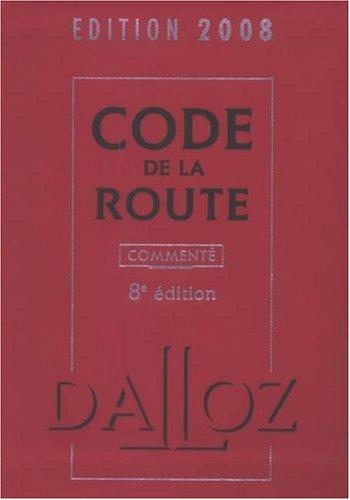 Code de la route commenté par Laurent Desessard