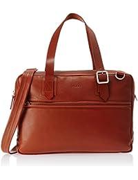 Viari Manhattan M Rockefeller Bag (Tan)