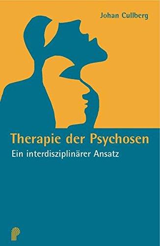 Cover »Therapie der Psychosen«