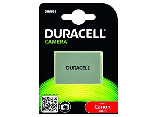 Nb-7l Digital-kamera (Duracell DR9933 Li-Ion Kamera Ersetzt Akku für NB-7L)