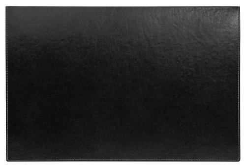 Sign Office - Tappetino pieghevole Elyane da scrivania, 600 x 400 mm, colore: nero