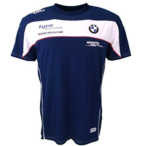 tyco-bmw-british-superbike-international-courses-coutume-t-shirt-officiel-2016-xxl
