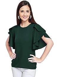 OOMPH! Women's Regular Fit Shirt