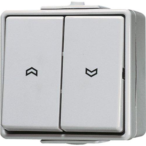 JUNG 609 VW 1P GRIS INTERRUPTOR ELECTRICO - ACCESORIO CUCHILLO ELECTRICO (GRIS)