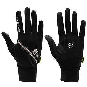 Karrimor Mens Running Gloves (Black) (M-L)