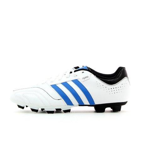 Adidas 11Questra TRX FG Fußballschuh Herren Running White/Bright Blue/Black