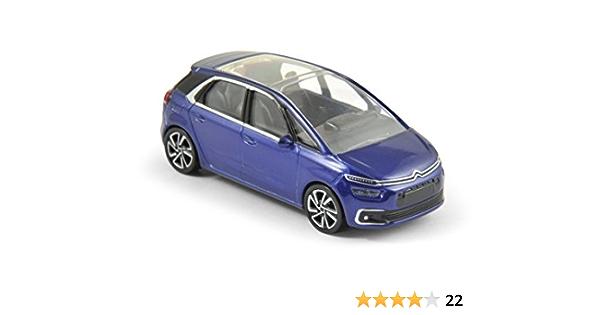 Ech 1//60 Citroën C4 Picasso 2016 bleu estoril Norev 3 inches Neuf en boite