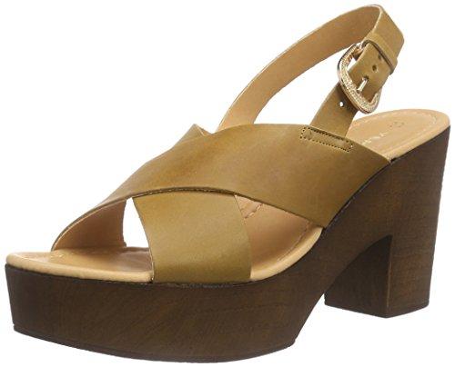Vero Moda Vmflica Leather Sandal, Sabots Femme