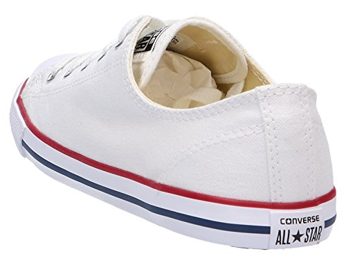 Converse As Dainty Ox, Baskets mode mixte adulte White