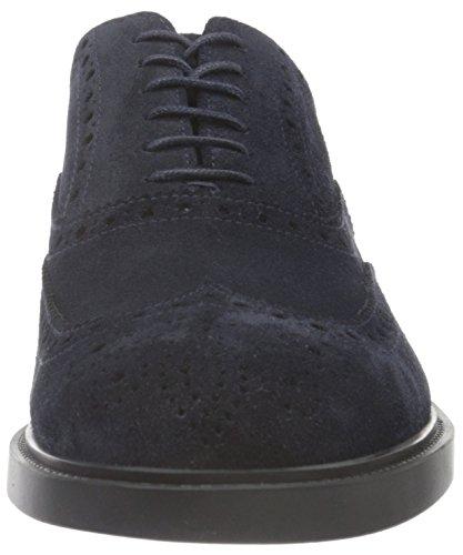 Fratelli Rossetti 44842, Chaussures Brogues Basse Brogue Homme Bleu (marine)